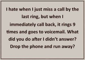 Missing Calls_Calling Back_Voicemail